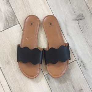 Shade and shore slide sandals